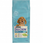 DOG CHOW Chien Puppy au Poulet - 14 KG
