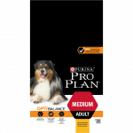 PRO PLAN Medium Adult avec OPTIBALANCE Riche en Poulet - 7 KG -