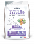PURE LIFE CHAT STERILIZED 8+