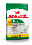 MINI ADULT ROYAL CANIN 8 KG + 1 KG OFFERT