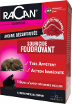 SOURICIDE FOUDROYANT CEREALES 120GR RACAN