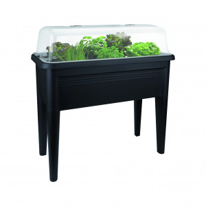 TABLE DE CULTURE XXL GREEN BASICS NOIR